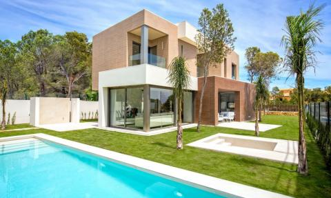 Villa near nature Alicante (Costa Blanca) · Finestrat